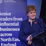 Scotland's First Minister Accepts Lakes Baubles