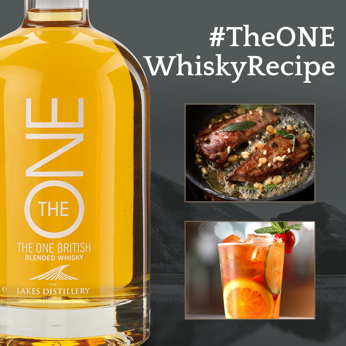 whisky recipe digital