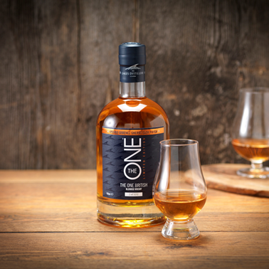 lakes The one whisky