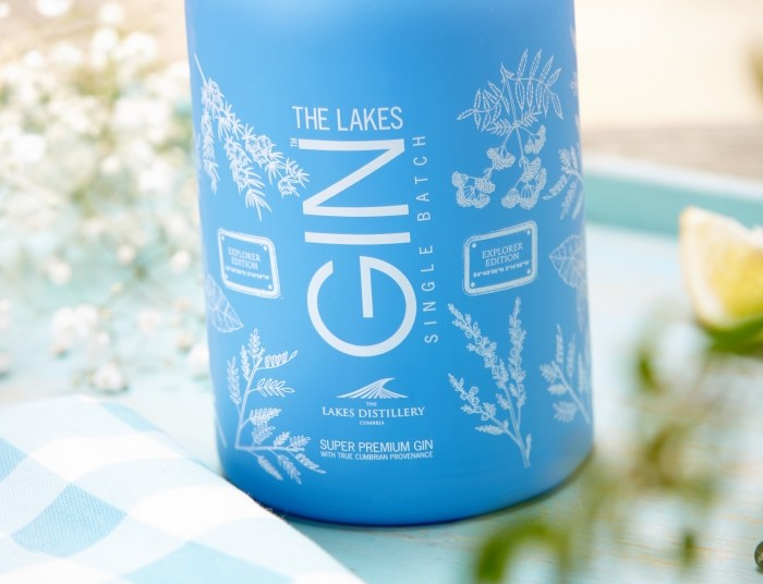Lakes Distillery Explorer Edition Gin Review 5