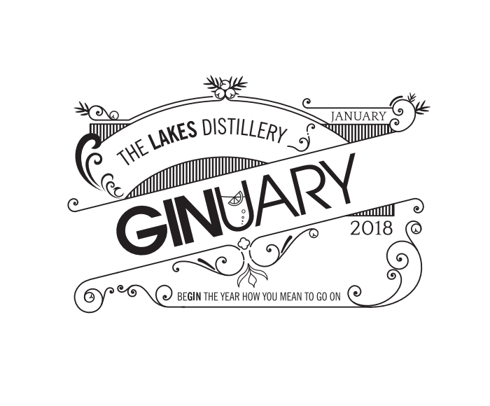 The lakes distillery Ginuary