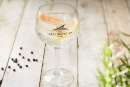 The Lakes Gin & Tonic