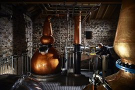 Lakes Distillery - Gin Still