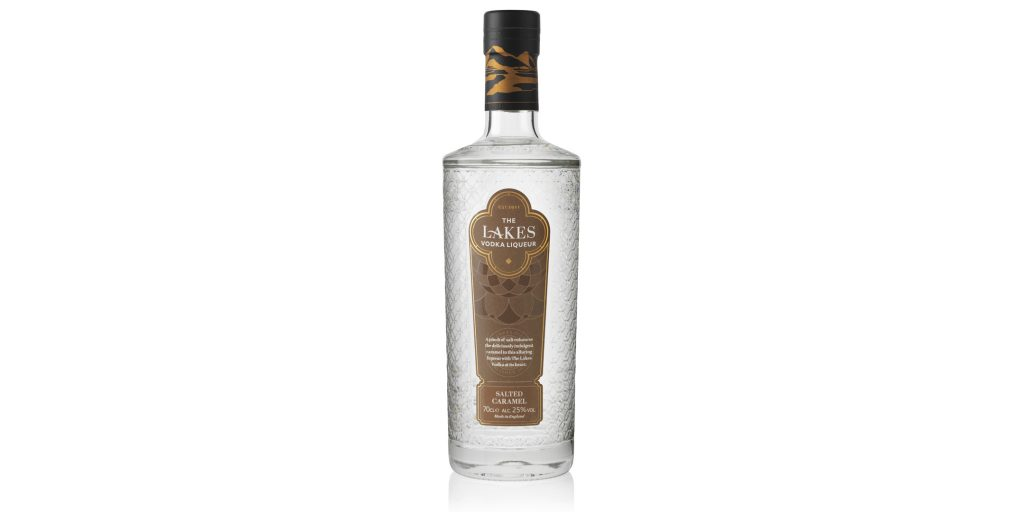 The Lakes Salted Caramel Vodka Liqueur