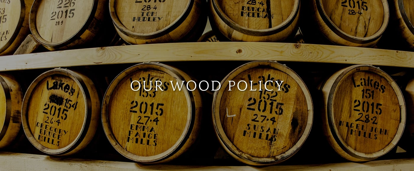 Our Wood Policy
