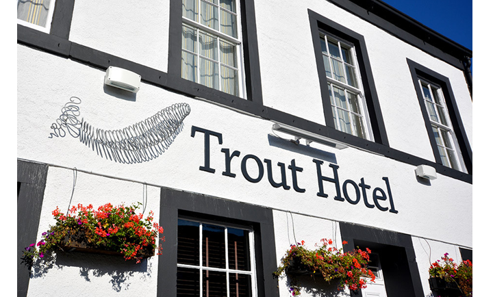 The Trout Hotel, Cockermouth