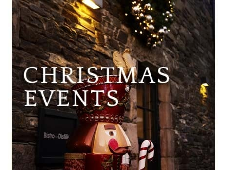 Christmas Events at the Distillery