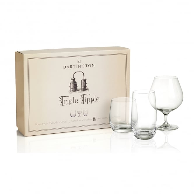 Dartington Triple Tipple