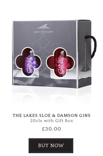 The Lakes Sloe & Damson with Gift Box