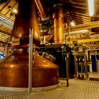 The Distillery Tour
