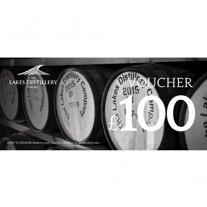 The Lakes Distillery £100 Gift Voucher