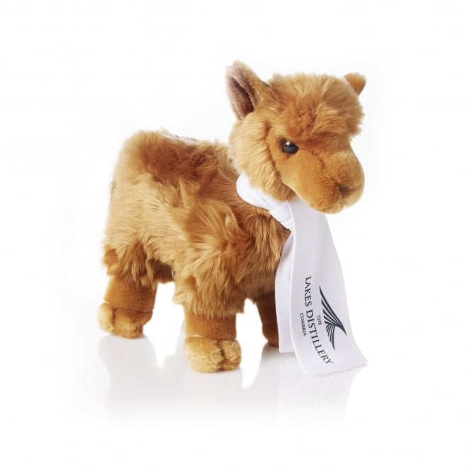 The Lakes Distillery Alpaca Soft Toy