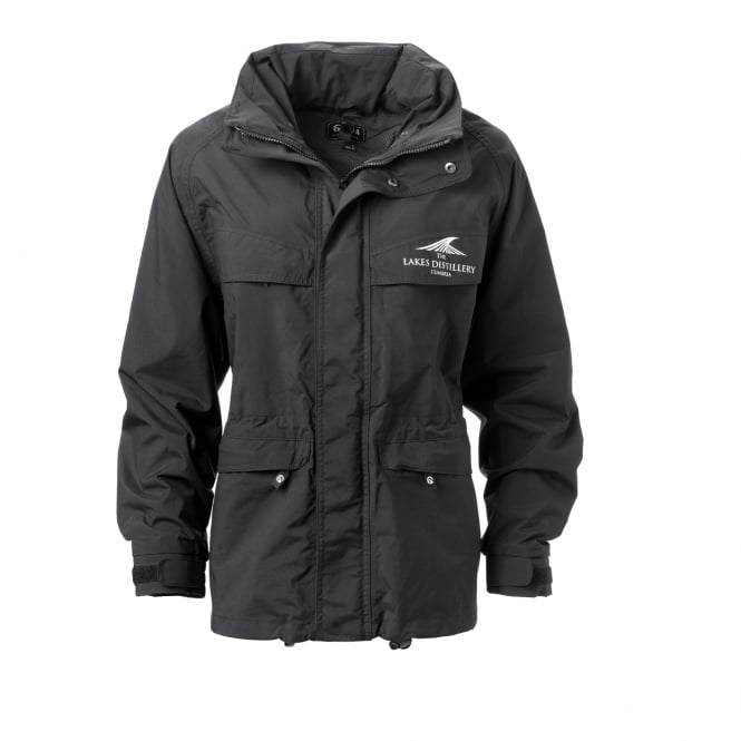 The Lakes Distillery Branded Waterproof Jacket