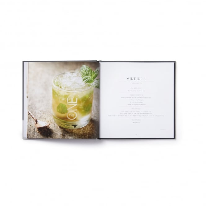 The Lakes Distillery  Cocktail Book