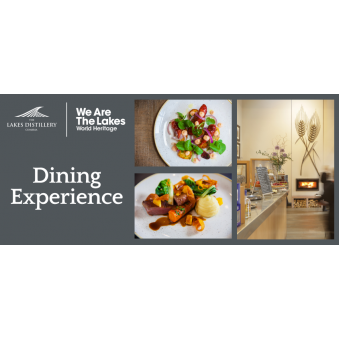 Dining Experience (Lunch or Dinner) Gift Voucher