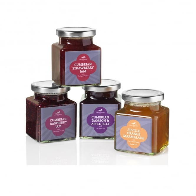 The Lakes Distillery Gourmet Jams and Chutneys