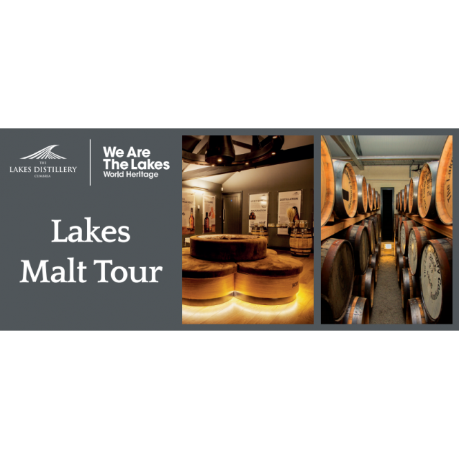 The Lakes Distillery Lakes Malt Tour Gift Voucher