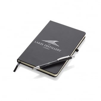 Large Noir Notebook