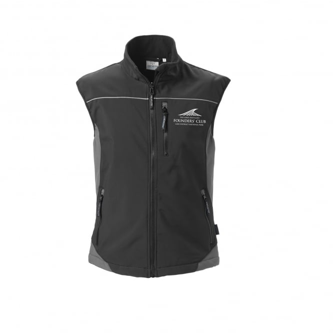 The Lakes Distillery Men's Founders' Club Gilet