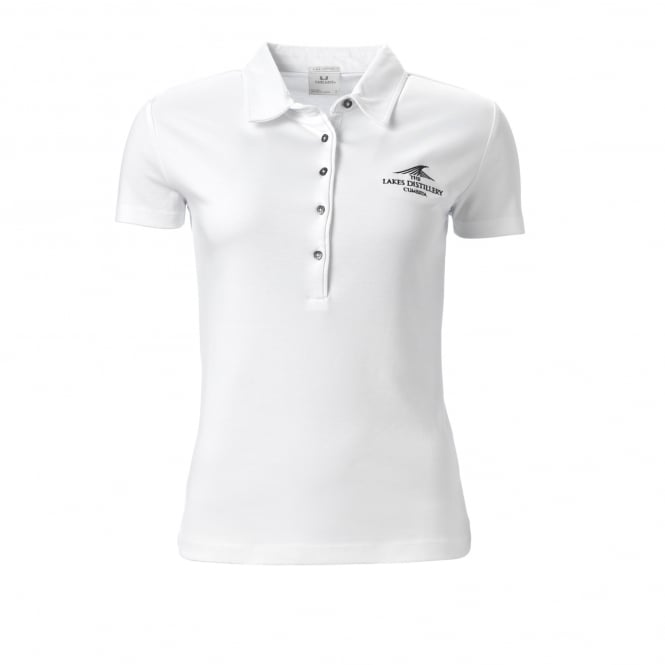 The Lakes Distillery Women's Branded Polo Shirt