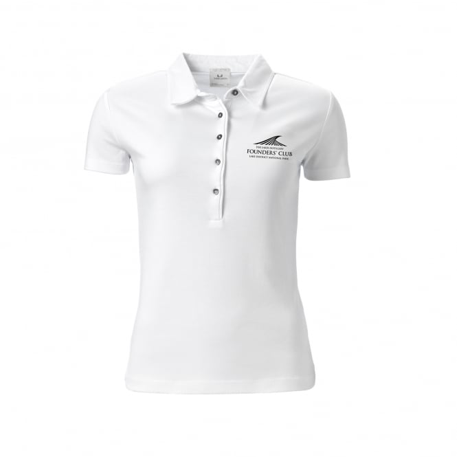 The Lakes Distillery Women's Founders' Club Polo Shirt