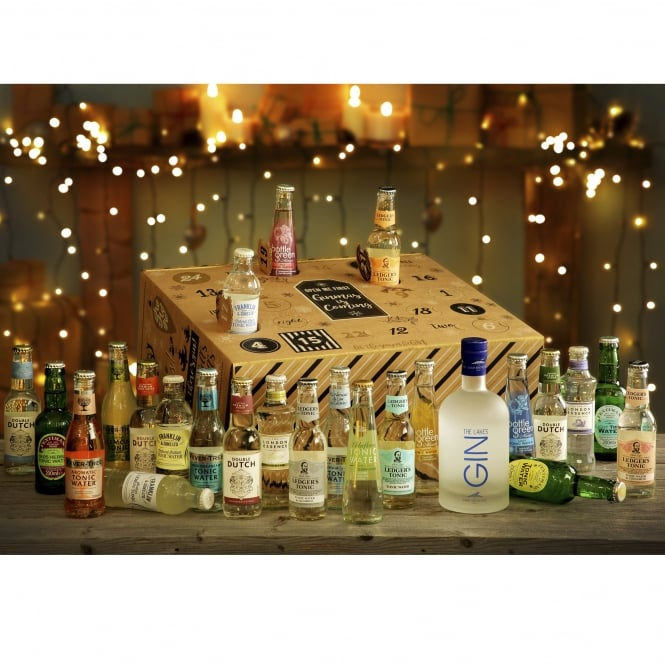 The Lakes Gin Gin Advent Calendar