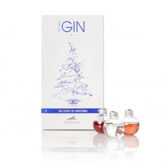 Gin Baubles 6-Pack Gift Set