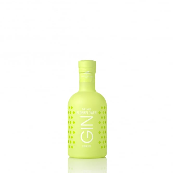 The Lakes Gin The Lakes Elderflower Gin Liqueur 20cl