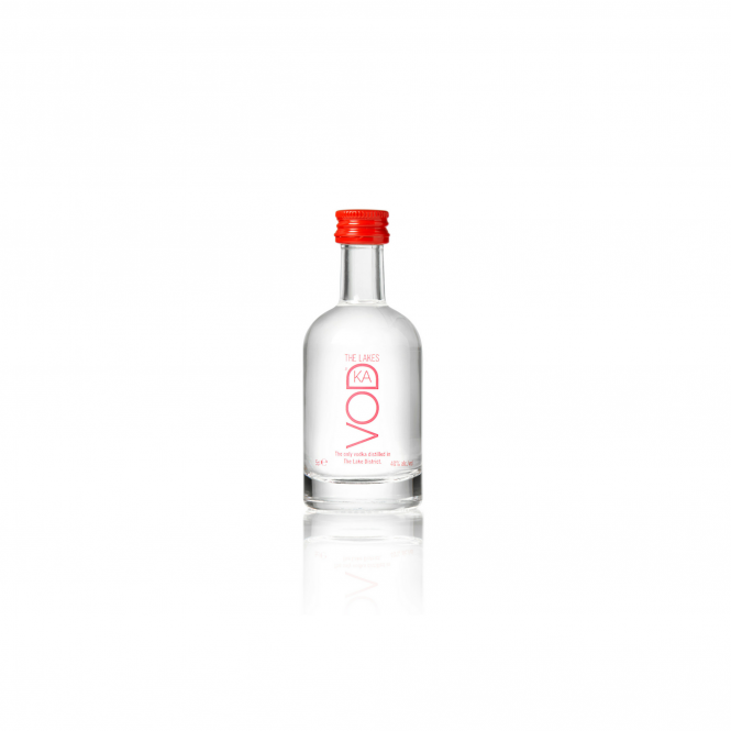 The Lakes Vodka 5cl Miniature