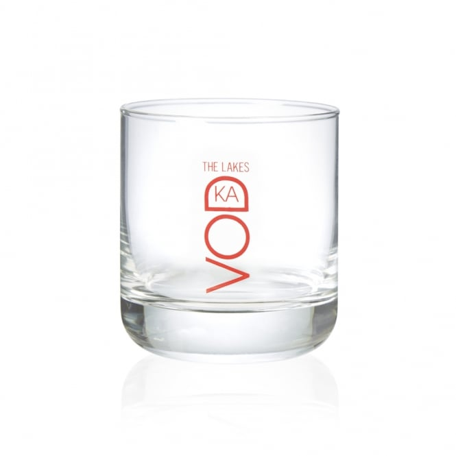 The Lakes Vodka Branded Tumbler