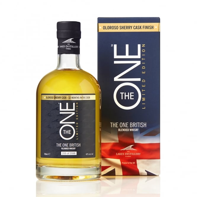 The ONE 70cl 12 Month Oloroso Sherry Cask Finish