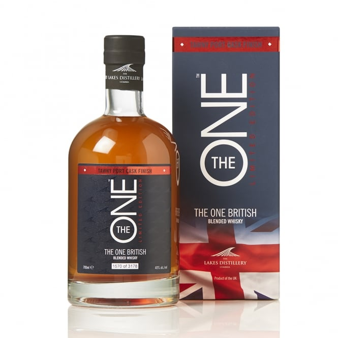 The ONE 70cl Tawny Port Finish